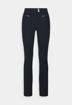 GABAR ZIP SLIM ANKLE  - Trousers - desert sky
