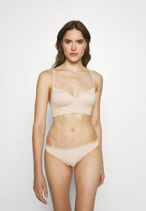 ZANNA 3 PACK - Underbukse - black/ beige/ white