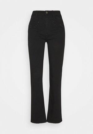 BLING - Kalhoty - black