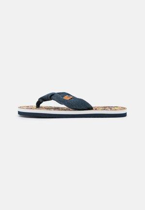 TAKINE - T-bar sandals - jeans