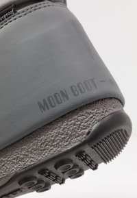 Moon Boot - HIGH WP - Vinterstøvler - castlerock - 2