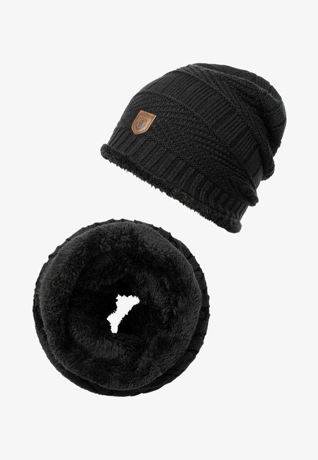 SET - Écharpe - black