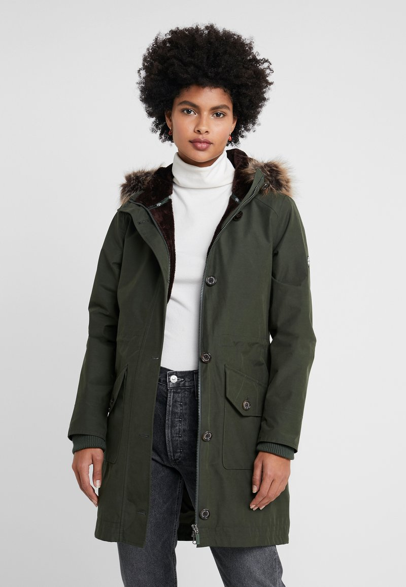 Barbour - TELLIN JACKET - Parka - wilderness green