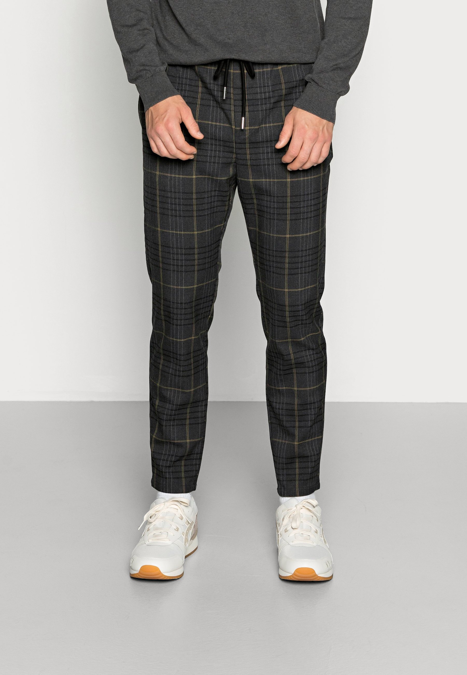 Men ONSLINUS CHECK PANT - Trousers