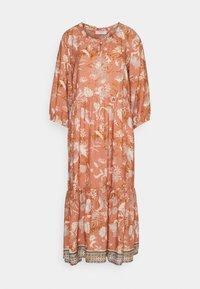 Cream - JOHUI DRESS - Maxi dress - saraza mix - 0