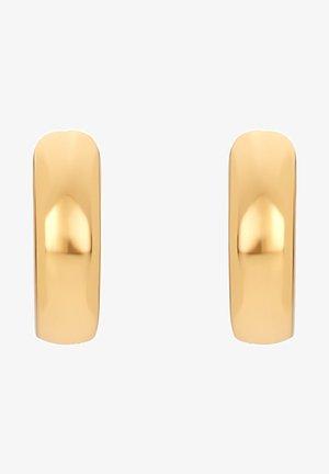 Kolczyki - gold