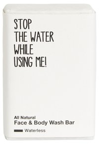 STOP THE WATER WHILE USING ME! - ALL NATURAL NO ADVENT CALENDER - Adventskalender - black,white - 3