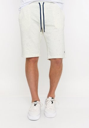Pantaloncini sportivi - ecru
