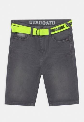 KID - Denim shorts - grey denim