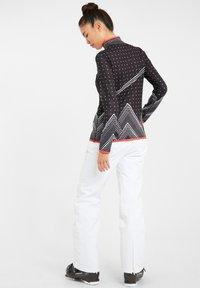 Krimson Klover - SKIROLLI ADRENALINE - T-shirt sportiva - black - 2