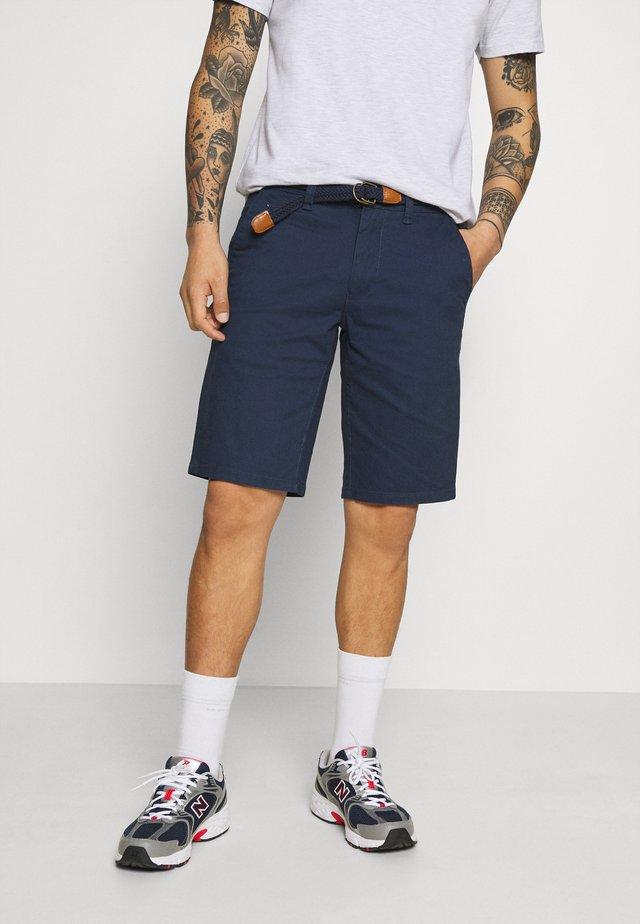 ONSWILL LIFE CHINO - Shorts - dress blues