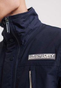 Superdry - Tuulitakki - dark navy blue - 3