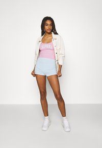 Hollister Co. - BABY CAMI TRIFECTA - Top - neon pink - 1
