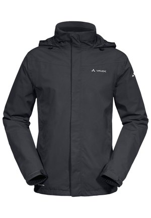 ESCAPE - Waterproof jacket - schwarz