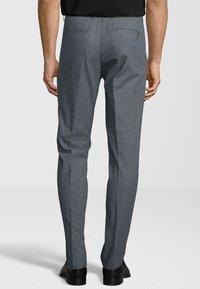 Cinque - HOSE CIBRAVO - Suit trousers - marine - 1