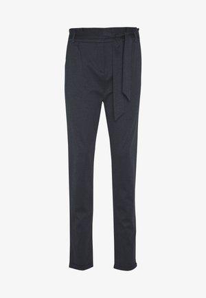 PAPERBAG - Spodnie materiałowe - navy