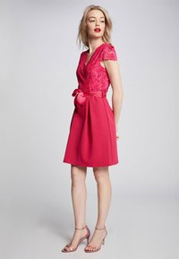 Morgan - ROME - Vestido de cóctel - mottled pink - 0