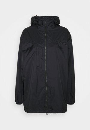 RAINSUIT - Waterproof jacket - black