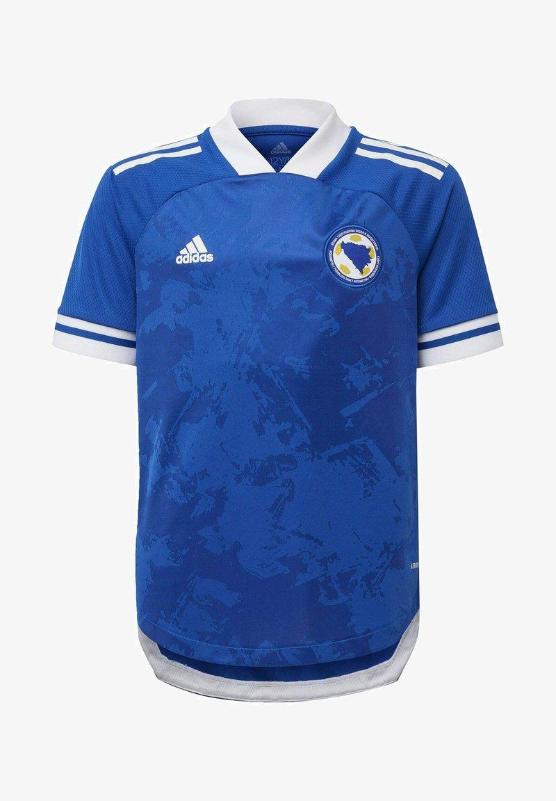 adidas Performance - Sports shirt - blue