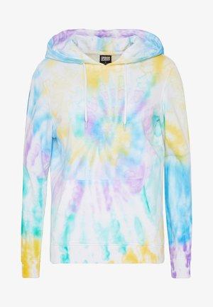 Jersey con capucha - multi-coloured