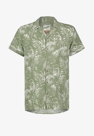 Shirt - middle/green
