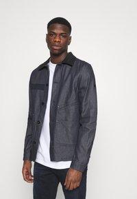 G-Star - WORKER OVERSHIRT - Denim jacket - arak denim - 3