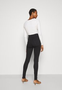 Dr.Denim Tall - MOXY - Jeans Skinny Fit - black - 2