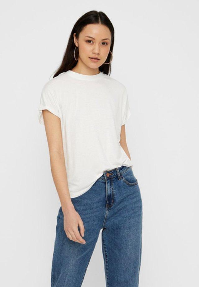 NMNOLA - T-shirt - bas - bright white