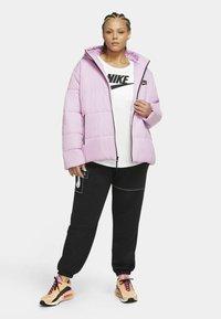Nike Sportswear - Winter jacket - beyond pink/white/black - 1