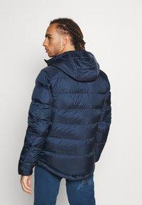Haglöfs - BIELD HOOD MEN - Down jacket - tarn blue - 2