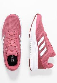 adidas Performance - GALAXY  - Neutrale løbesko - trace maroon/footwear white/red - 1