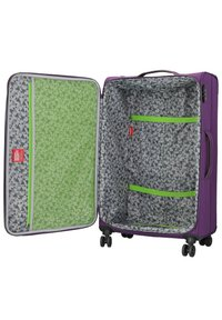 Hardware - Wheeled suitcase - bright purple - 4
