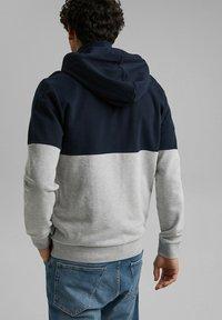 edc by Esprit - Zip-up sweatshirt - navy - 2