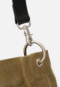 Topshop - LENA - Shopping bag - khaki - 3