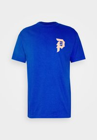 ICHIRAKU DIRTY TEE - Print T-shirt - royal