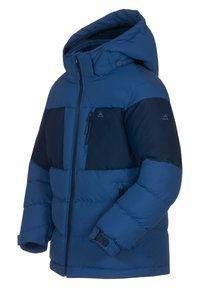 Kamik - LUNAR - Winter jacket - blue eclipse - 2