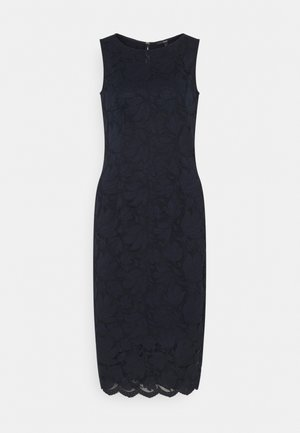 DRESS - Fodralklänning - navy