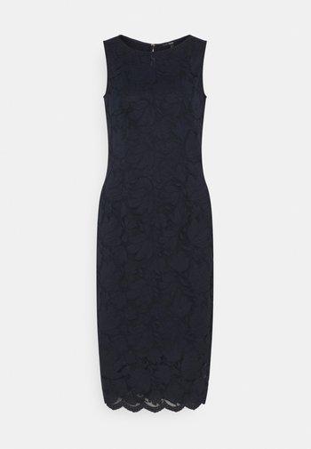 DRESS - Vestido de tubo - navy