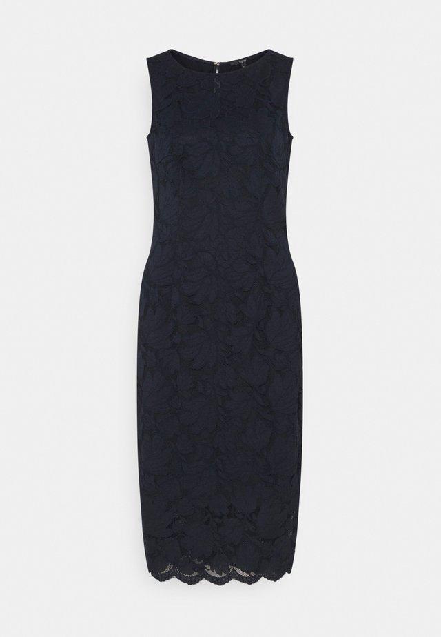 DRESS - Sukienka etui - navy