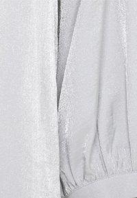 Opus - FARRIE SHINE - Blouse - hazy fog melange - 5