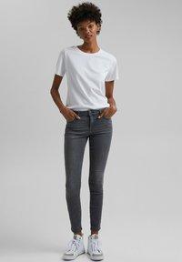 edc by Esprit - Basic T-shirt - white - 1