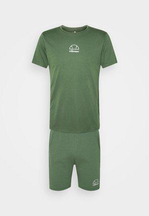 SADIO SET - Trainingsanzug - green
