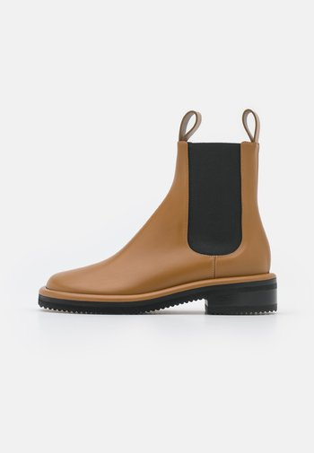 PIPE CHELSEA BOOTS - Classic ankle boots - khaki