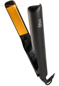 Italian Design - ELECTRICAL ITEMS TWIST PREMIUM HAIR STRAIGHTENER - Hair styling accessory - black - 6