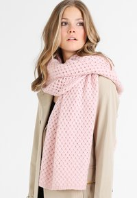 Chillouts - GENESIS SCARF - Scarf - rose - 0