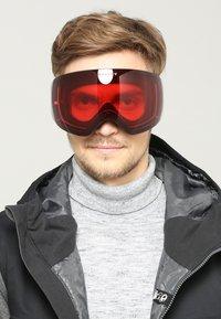 Oakley - FLIGHT DECK - Masque de ski - prizm rose - 0