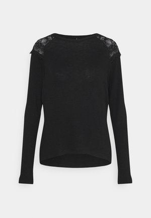 ONLKIRA MIX - Pullover - black