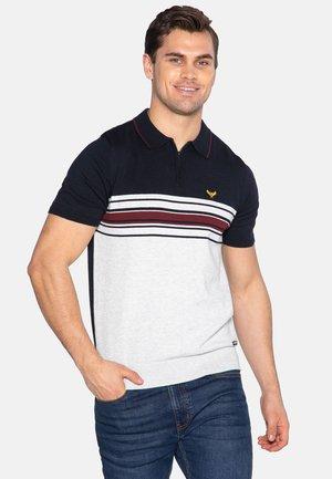 Polo shirt - dark navy / sgm / truffle
