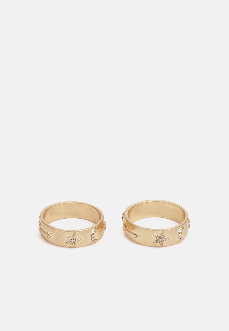 Uncommon Souls - HORSE SHOE 2 PACK - Ring - gold-coloured