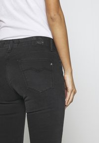 Replay - NEW LUZ - Jeans Skinny Fit - dark grey - 5